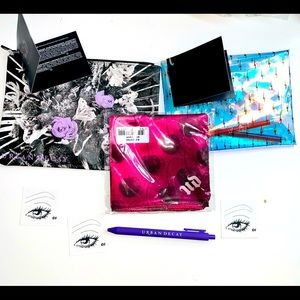 Urban Decay bundle set and accessories NIW